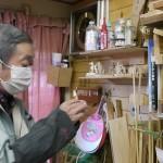 豊津の工房結の岡田さんを訪問してきました。