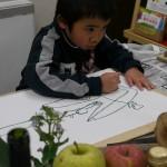 2012年2月1日(水) 「静物画に挑戦!!」MIZUKI