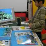 2012年2月16日(木) 「サンゴの海のいきものたち」SOU,KAITO,RYOTA,HARUKO,AYAKA