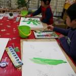 2012年3月17日(土) 「サボテンホテルを読んで絵を描こう」