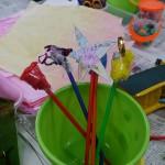 2012年5月10日(木) 「母の日のためのブーケ」