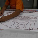 2012年8月23日(木)「夏野菜を描こう」