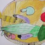 2012年8月25日(土)「夏野菜を描こう」