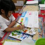 2012年9月14日(金)「おみせやさん(商店街)を描こう」