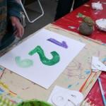 2013年3月7日(木)「数字がいっぱい1」