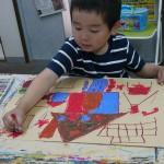 2013年5月17日(金)「スイーツ天国1」+アート基礎・一般
