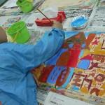 2013年5月24日(金)「スイーツ天国2(お菓子の家、お菓子の国)」 +アート基礎・一般