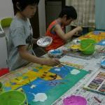 2013年5月25日(土)「スイーツ天国2(お菓子の家、お菓子の国)」