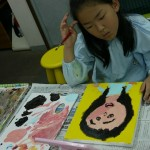 2014年6月13日(金)「自画像に挑戦2」