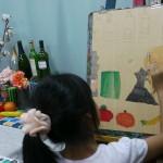 2014年8月1日(金)「アクリル画で静物を描こう」