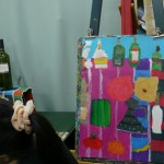 2014年8月29日(金)「アクリル画で静物を描こう」