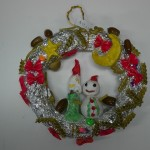 2014年12月19日(金)「クリスマスカードをつくろう」