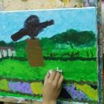 2015年5月21日(木)「キャンバスに描く風景画(アクリル画)」