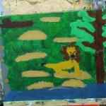 2015年5月22日(金)「キャンバスに描く風景画(アクリル画)」