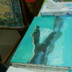 2015年5月24日(日)「キャンバスに描く風景画(アクリル画)」