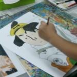 2015年7月9日(木)「写楽に挑戦!」