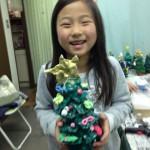2015年12月19日(土)「クリスマスツリー(完成)」3