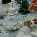2015年12月4日(金)「クリスマスツリー(成形)」1
