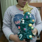 2015年12月18日(金)「クリスマスツリー(完成)」3