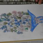 2017年4月4日(火)「花を描こう」