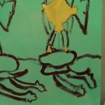 2017年9月25日(月)「キャンバスに描こう」