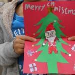 2017年12月19日(火)「とびだすクリスマスカード」