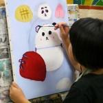 2018年9月20日(木)「キャンバスに描こう3」