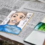 2019年1月17日(木)「キャンバスに描こう」