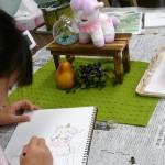2019年1月20日(日)「キャンバスに描こう」