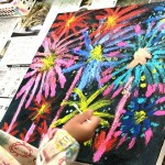 2019年10月1日(火)「キャンバスに描こう」