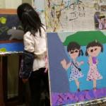 2020年1月24日(金)「キャンバスに描こう(自由課題)」