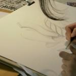 2020年2月9日(日)「キャンバスに描こう(自由課題)」