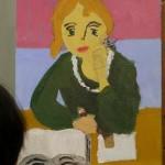 2020年2月16日(日)「キャンバスに描こう(自由課題)」