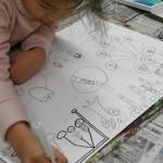 2020年2月19日(水)「キャンバスに描こう(自由課題)」