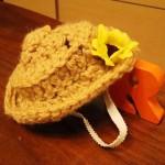R.Wさん「ふうちゃんの帽子」