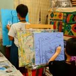 2020年9月8日(火)「キャンバスに描こう」