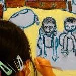 2020年9月15日(火)「キャンバスに描こう」