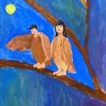 2020年11月1日(日)「キャンバスに描こう」「パンプキンタワー」