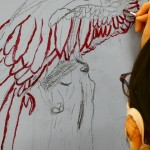 2021年1月23日(土)「キャンバスに描こう」