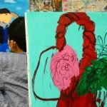 2021年1月25日(月)「キャンバスに描こう」