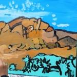 2021年2月10日(水)「キャンバスに描こう」