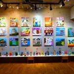 ジュニア作品展2021のAグループの展示が終了いたしました